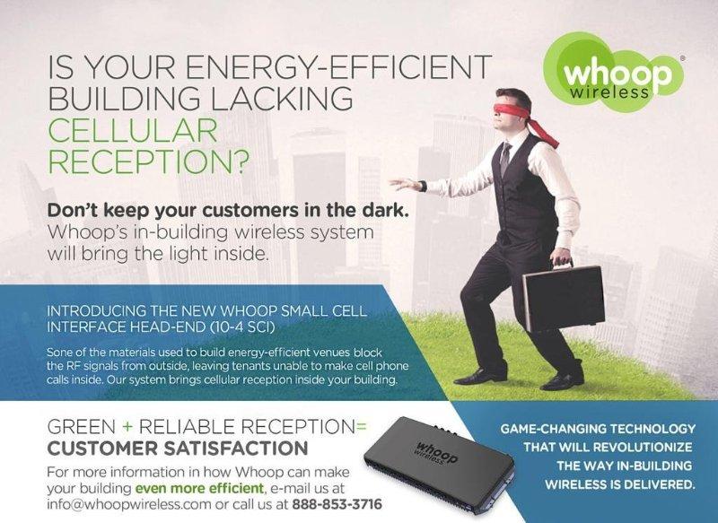 WHOOP Wireless Defines Standards in Growing Market